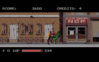 Thumbnail of other screenshot of Ninja Warriors
