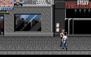 Screenshot of Double Dragon 3 The Rosetta Stone