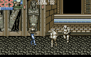 Thumbnail of other screenshot of Double Dragon 3 The Rosetta Stone
