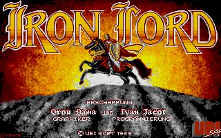 Screenshot of Iron Lord