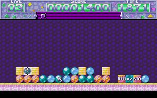 Screenshot of Pick'n Pile