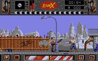 Screenshot of Ranx