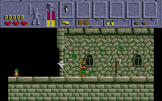 Screenshot of Tom and the Ghost