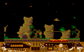 Screenshot of Twinworld