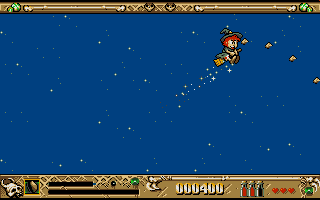 Screenshot of Super Cauldron