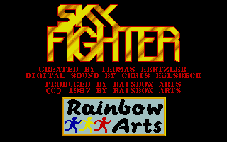 Thumbnail of other screenshot of Sky Fighter
