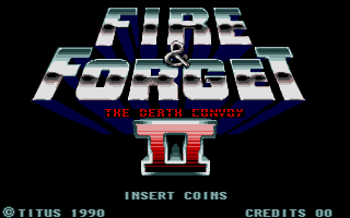 Thumbnail of other screenshot of Fire & Forget II