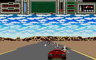 Screenshot of Fire & Forget II