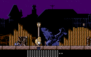 Screenshot of Aventures de Moktar - La Zoubida, Les