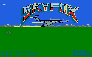 Thumbnail of other screenshot of Skyfox