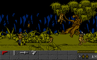Screenshot of Gold of the Aztecs