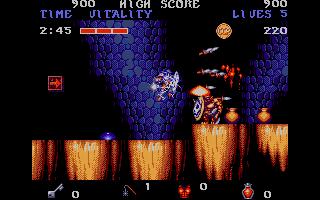 Thumbnail of other screenshot of Black Tiger