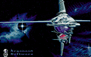 Screenshot of Starglider 2