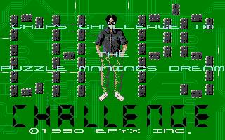Screenshot of Chip's Challenge