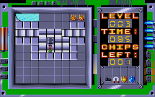Thumbnail of other screenshot of Chip's Challenge