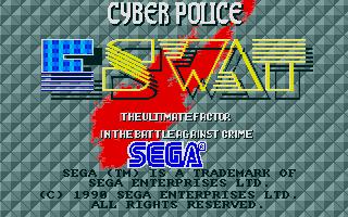 Screenshot of E Swat - Cyber Police