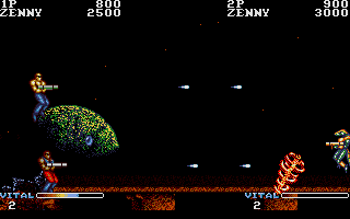 Thumbnail of other screenshot of Forgotten Worlds