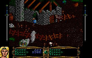Screenshot of Gauntlet 3 - The Final Quest