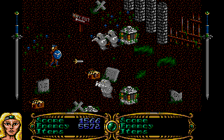 Thumbnail of other screenshot of Gauntlet 3 - The Final Quest