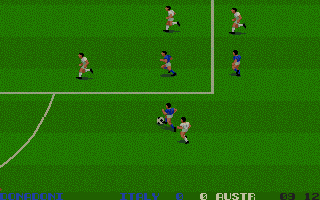 Screenshot of Italy 1990
