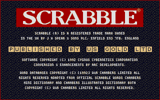 Thumbnail of other screenshot of Scrabble