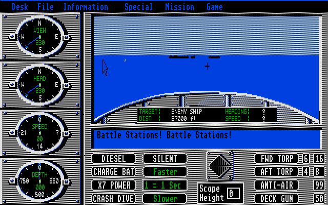 Thumbnail of other screenshot of Sub Battle Simulator