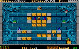 Screenshot of Solomon's Key