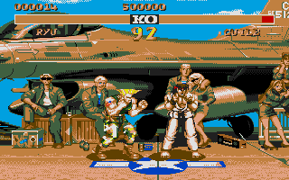 Thumbnail of other screenshot of Street Fighter II - The World Warrior