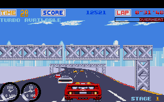Thumbnail of other screenshot of Turbo OutRun