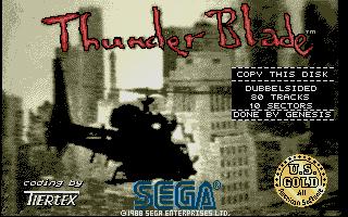 Thumbnail of other screenshot of Thunderblade