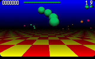 Screenshot of Vaxine