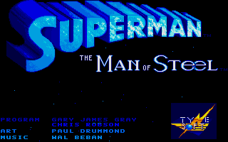 Thumbnail of other screenshot of Superman - The Man Of Steel