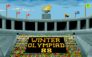 Thumbnail of other screenshot of Winter Olympiad