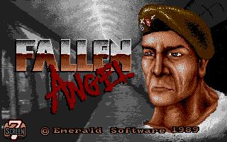 Screenshot of Fallen Angel