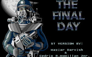 Thumbnail of other screenshot of Final Day, The