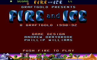Thumbnail of other screenshot of Fire and Ice