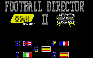 Thumbnail of other screenshot of Football Director 2