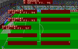 Screenshot of Football Manager 2
