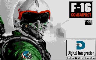 Screenshot of F-16 Combat Pilot