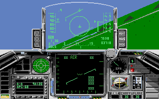 Thumbnail of other screenshot of Falcon Mission Disk 2