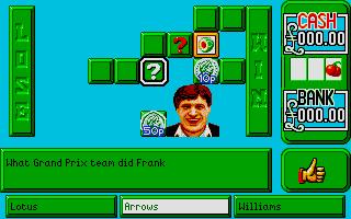 Thumbnail of other screenshot of Emlyn Hughes Arcade Quiz