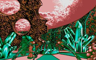 Screenshot of Darkland