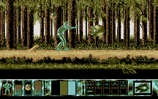 Screenshot of Darkland