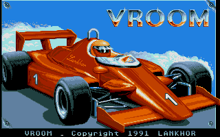 Screenshot of Vroom