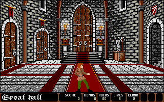Thumbnail of other screenshot of Dark Castle