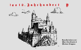 Screenshot of 12. Jahrhundert, Das
