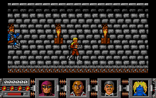Screenshot of Defenders of the Earth