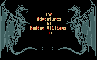 Thumbnail of other screenshot of Adventures of Maddog Williams, The