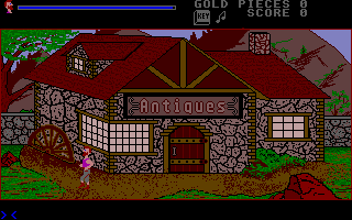 Screenshot of Adventures of Maddog Williams, The
