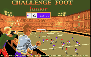 Thumbnail of other screenshot of Challenge Foot Junior
